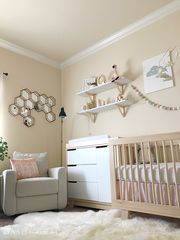 Baby Newman S Nursery Reveal Dash Of Grace